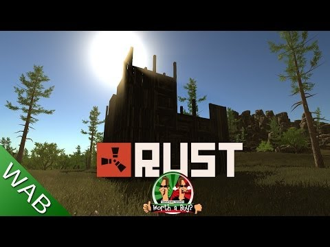 Rust Early Access Review - Worth a Buy or just a load of naked men with clubs