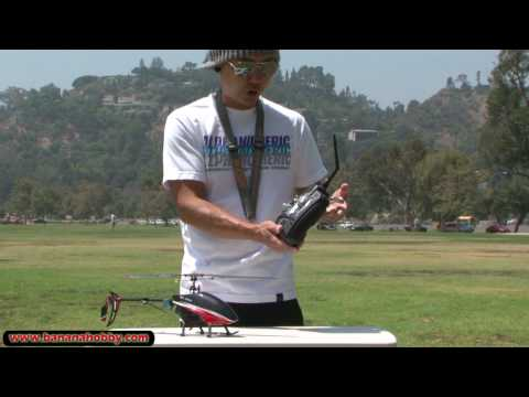 Air Hawk ULTIMATE 2.4ghz RC Helicopter Flight Review in HD!