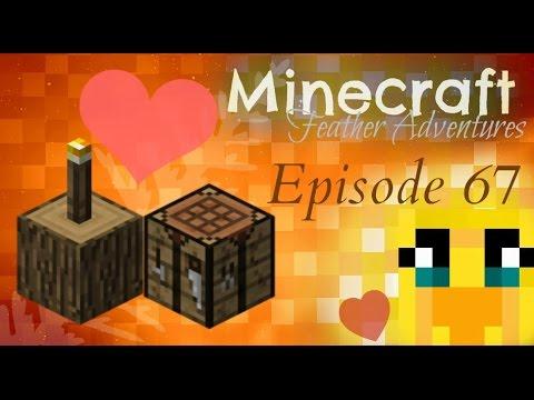 Minecraft PC - Feather Adventures : Little Bar Room - {67}