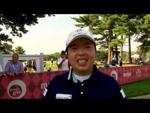 Wegmans LPGA Championship Memories: Shanshan Feng