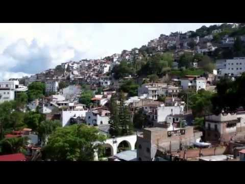 Touring Taxco, Mexico Part 6: MonteTaxco and Return Cable Car Ride