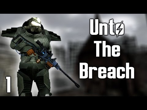 Fallout 3 Mods: Unto The Breach - Part 1