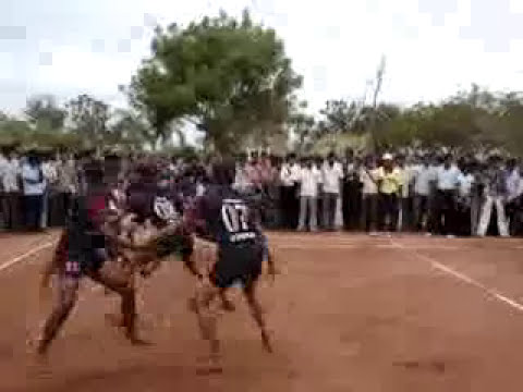 Kabaddi Match Anna Univ Zone-6, Pgp Vs Gce, Part1 video
