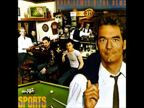 Huey Lewis The News - Walking on a Thin Line