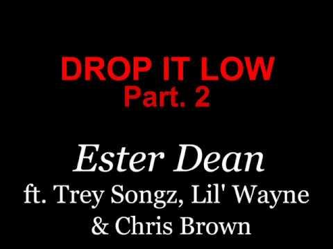 Ester Dean Drop it Low Album Ester Dean Drop it Low Part