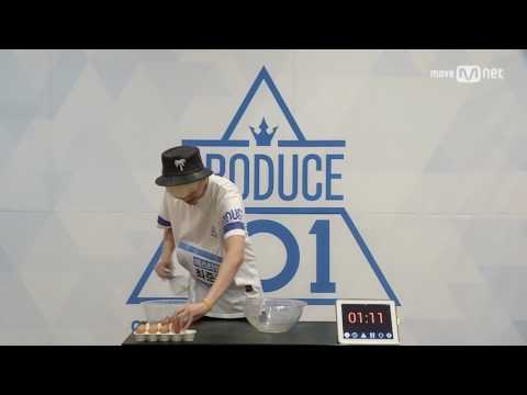 Produce 101 Season 2: Special! It's Meringue TimeㅣChoi Jun Young ㅣSTL Entertainment