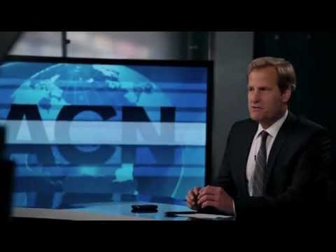 The Newsroom EP4 - Giffords shooting / Fix You