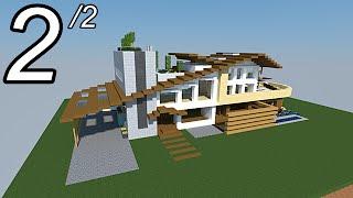Beautiful Maison De Luxe Moderne Minecraft Ideas - Design Trends ...