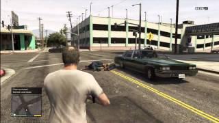 GTA 5 Guns: SMG Fully Custom All Gold 'MP5' (Sub Machine Guns) Gameplay Review