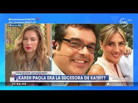 Karen Paola y Manu fueron desvinculados del matinal - LA MAÑANA