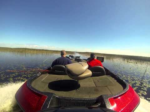 2013 Florida Fishing Trip Lake Okeechobee