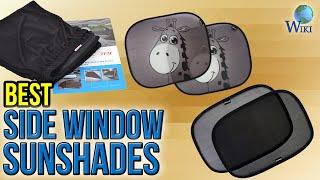 10 Best Side Window Sunshades 2017