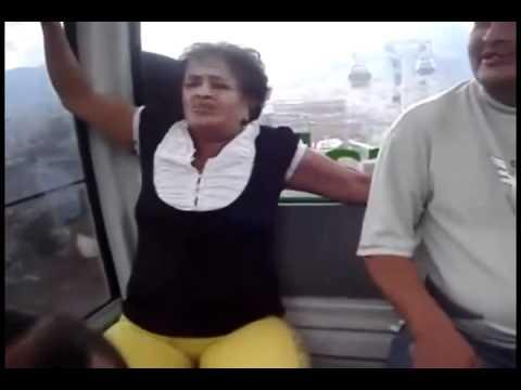 Video DOÑA GLORIA (metrocable medellín) COMPLETO