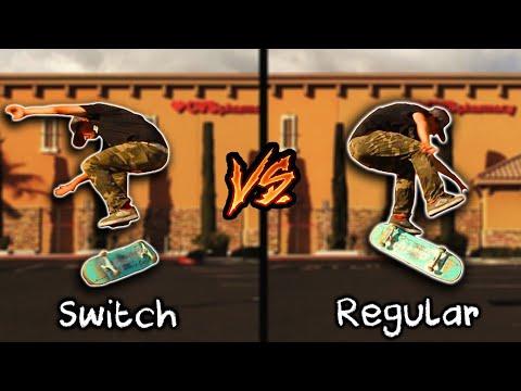 Switch VS Regular