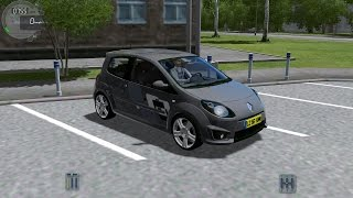 City Car Driving 1.4.1 Renault Twingo RS 133 Coupe