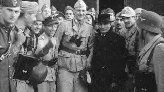 Segredos do Terceiro Reich - Missões Perigosas - O resgate de Mussolini