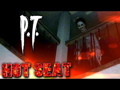 HotSeat   P.T. Silent Hills Teaser