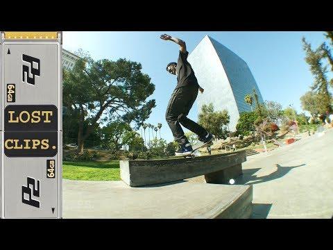 Lost Skateboarding Clips Keelan Dadd