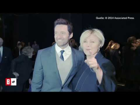 BUNTE TV - Newsflash: Hugh Jackman und Deborra Lee Furness