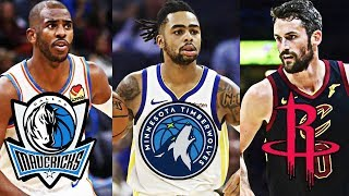 Every NBA Team's Ideal Trade Target This Season