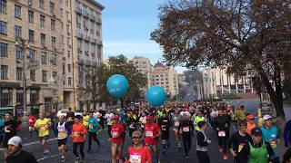 Киевский Марафон Wizz Air Kyiv City Marathon 2017