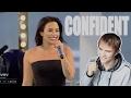Demi Lovato - Confident (Demi Live in Brazil) REACTION