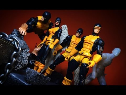 Marvel Legends Toys R' Us Exclusive All New X-Men Review
