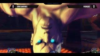 USF4, AVM Gamerbee vs Poongko (Capcom Pro Tour Asia Finals)