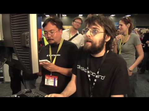 Fastest Typist: Ultimate Typing Championship Final 2010