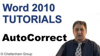 Word 2010 Tutorials | Intermediate Level Training Course