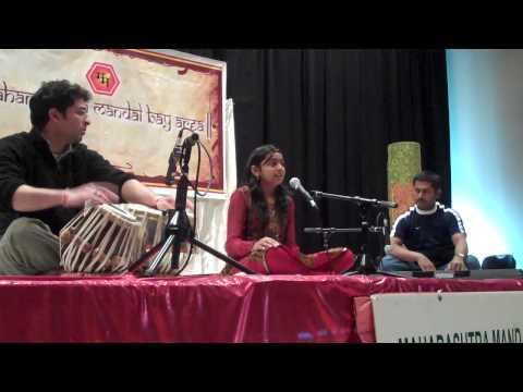 Soukhya-Dis Char Zale Man-Chaitradhun Marathi song