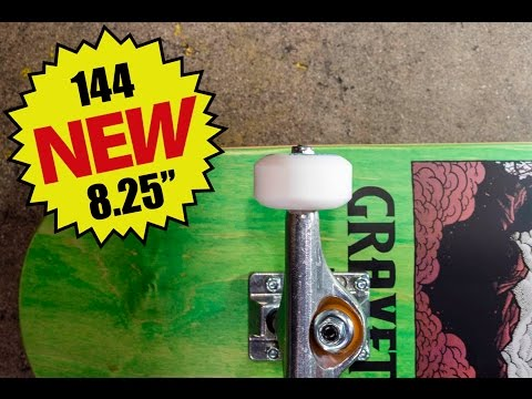 """NEW 144 Independent Trucks: Product Feature 