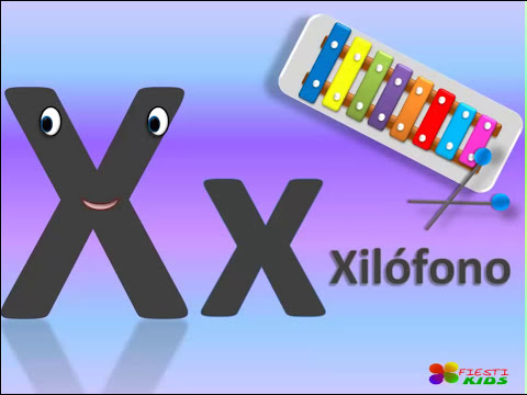 Abecedario Para Niños con música, ABCS Alphabet for Children with song