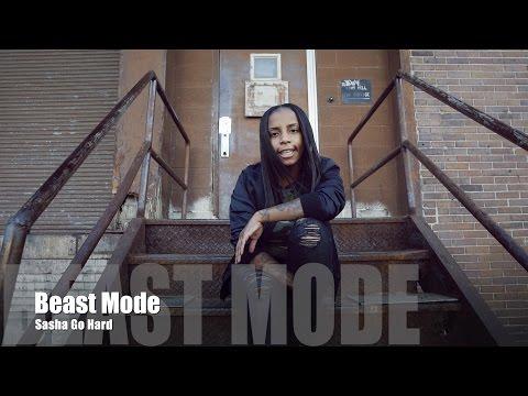 Sasha Go Hard - Beast Mode (Music Video) #1
