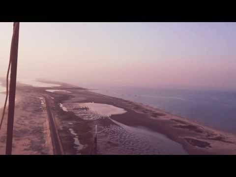 Dhanushkodi - bridge to Sri Lanka