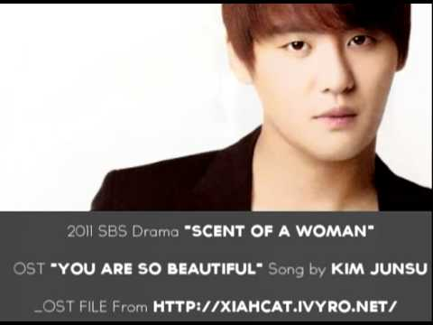 2011.07.30  Drama Scent Of a Woman  OST You are so Beautiful...