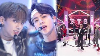 《Comeback Special》 BTS(방탄소년단) - MIC Drop @인기가요 Inkigayo 20170924