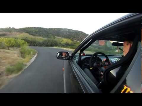 Test Pitbull Nissan 200sx RS13 Drift Project
