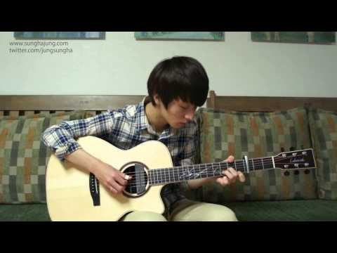 Sungha Jung - Not Going Anywhere
