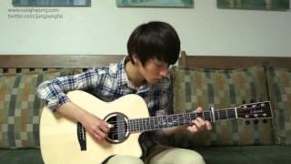 (Keren Ann) Not Going Anywhere - Sungha Jung