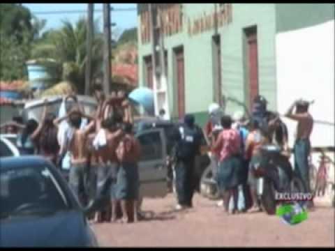 Imagens exclusivas mostra assalto a banco na cidade de Miguel Alves