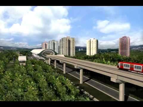 METRO DE CARACAS -GUARENAS -GUATIRE