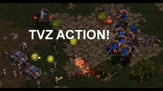 Light (T) v JulyZerg (Z) on Fighting Spirit - SC - Brood War REMASTERED -