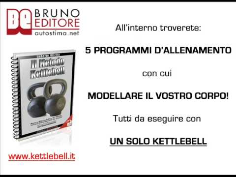 Il Metodo Kettlebell: Esercizi per Dimagrire