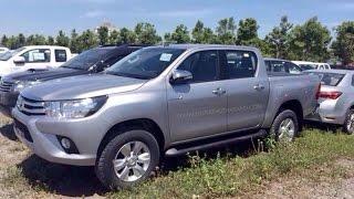 2015 2016 Toyota Hilux