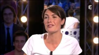 Alessandra Sublet On n'est pas couché 11 mai 2013 #ONPC