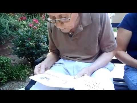 Father's Day with Dementia Dad