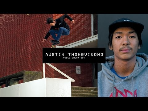 Video Check Out: Austin Thongvivong
