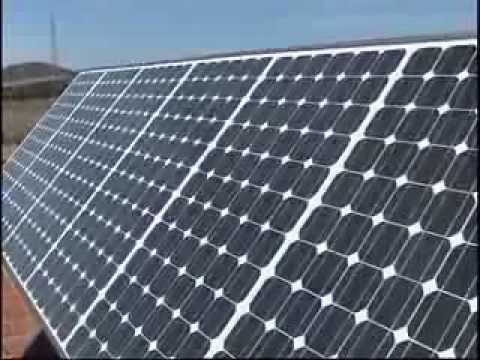 Energía Solar Fotovoltaica. Descripción general.