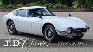 Toyota 2000 GT - J.D Classics
